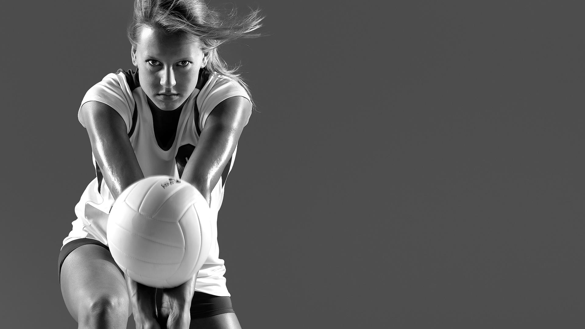 Black Wallpaper Hd Antonino Barbagallo Photographer Woman S Volleyball