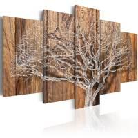 Wandbilder xxl Baum Natur Holz 200x100 Leinwand Bilder ...