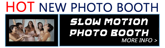 Slow Motion Photobooth Rental