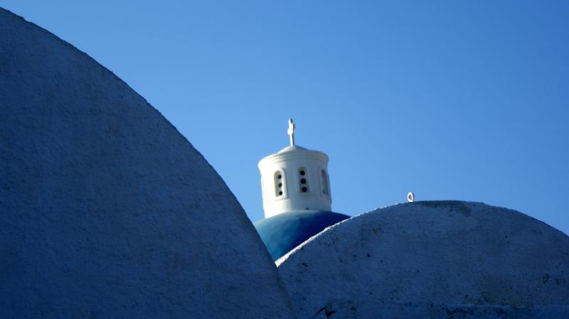 Santorini II (Kristina Jamrichova)
