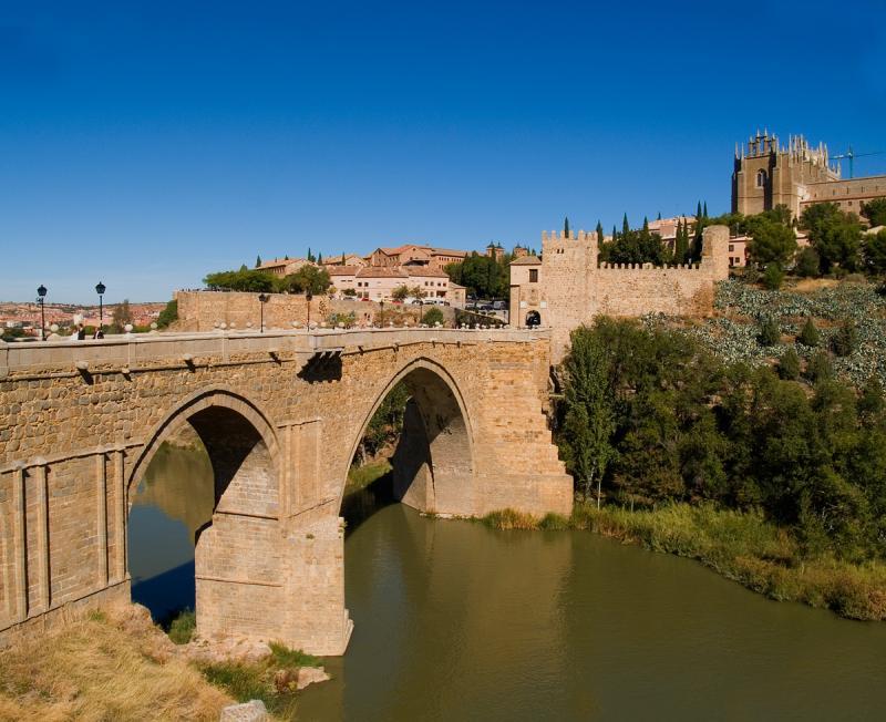 Puente Alcantara (Toledo) (Rafael Avila Sanchez)