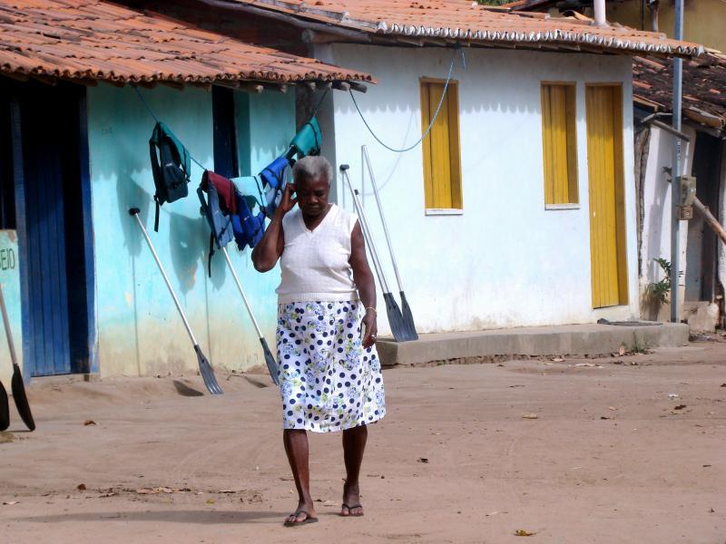 Una mujer brasileña (Consuelo Oliveira)