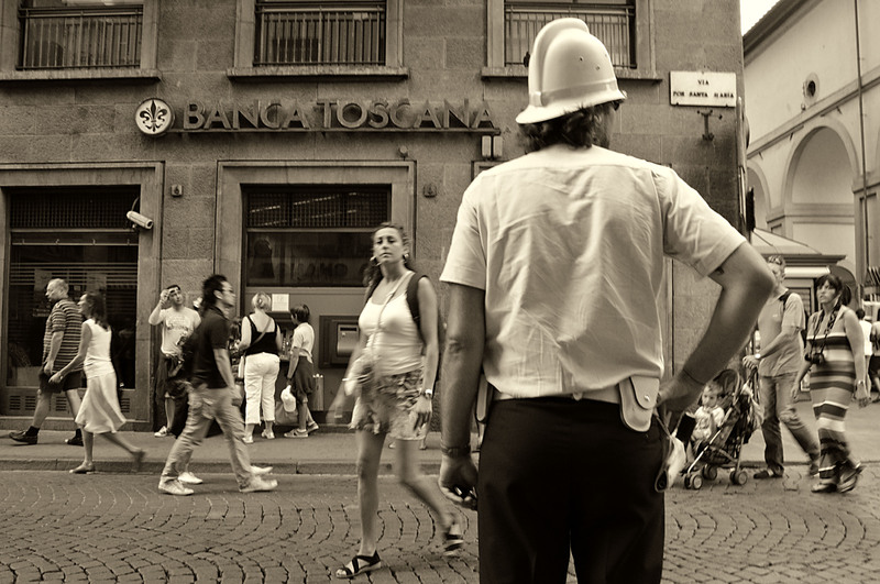 Una calle italiana (Aitor Teneria Yañez)