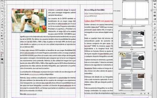 Foto DNG de WordPress a InDesign