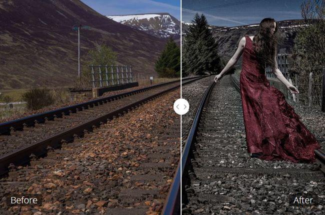 Sólo Photoshop - Magazine cover