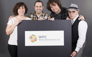 Cuatro fotógrafos vizcaínos