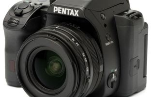 Pentax DSLR