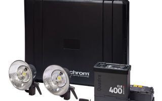 Elinchrom ELB 400 OFF Camera Flash