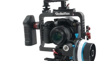 Rolleiflex 4K Cage