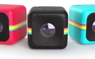 Cámara de acción Polaroid CUBE+ HD Lifestyle