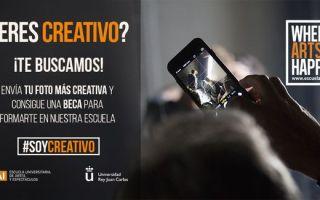 #SoyCreativo, desafío de la Escuela TAI