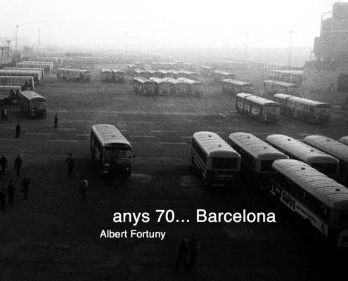 Los años 70 en Barcelona