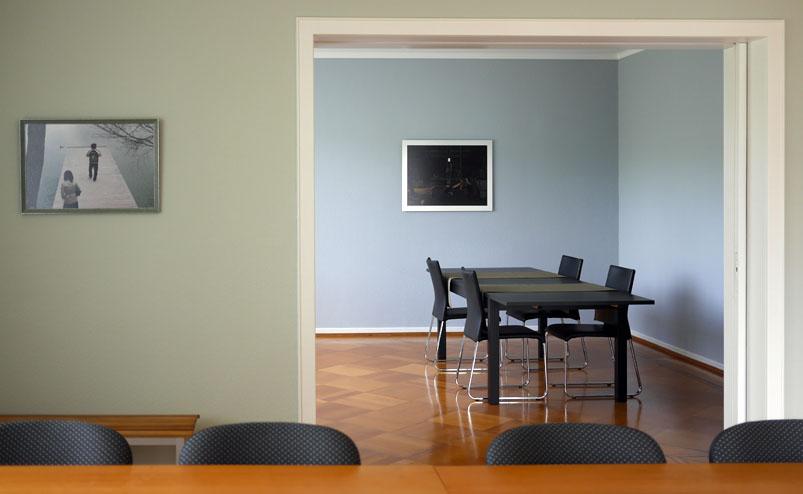 Räume der Fotofeinkost Akademie