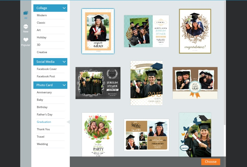 Send College Graduation Cards Made By Yourself to Congratulate