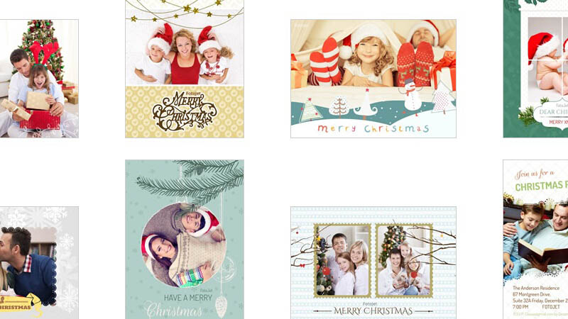 Design Printable Kids Christmas Cards for the Lovely Children