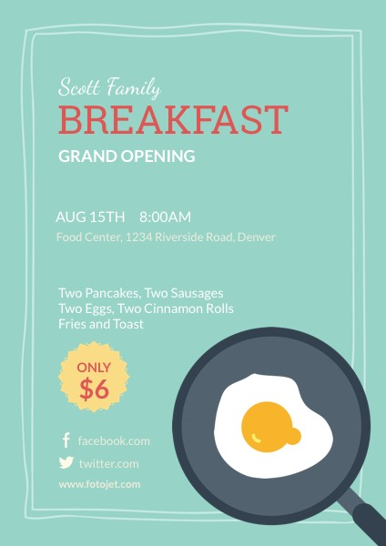 Flyer Templates - grand opening flyer template