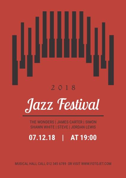 Concert Poster Maker - Make a Concert Poster for Free FotoJet