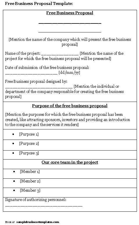 ... Business Proposals Lukex   Business Proposals ...