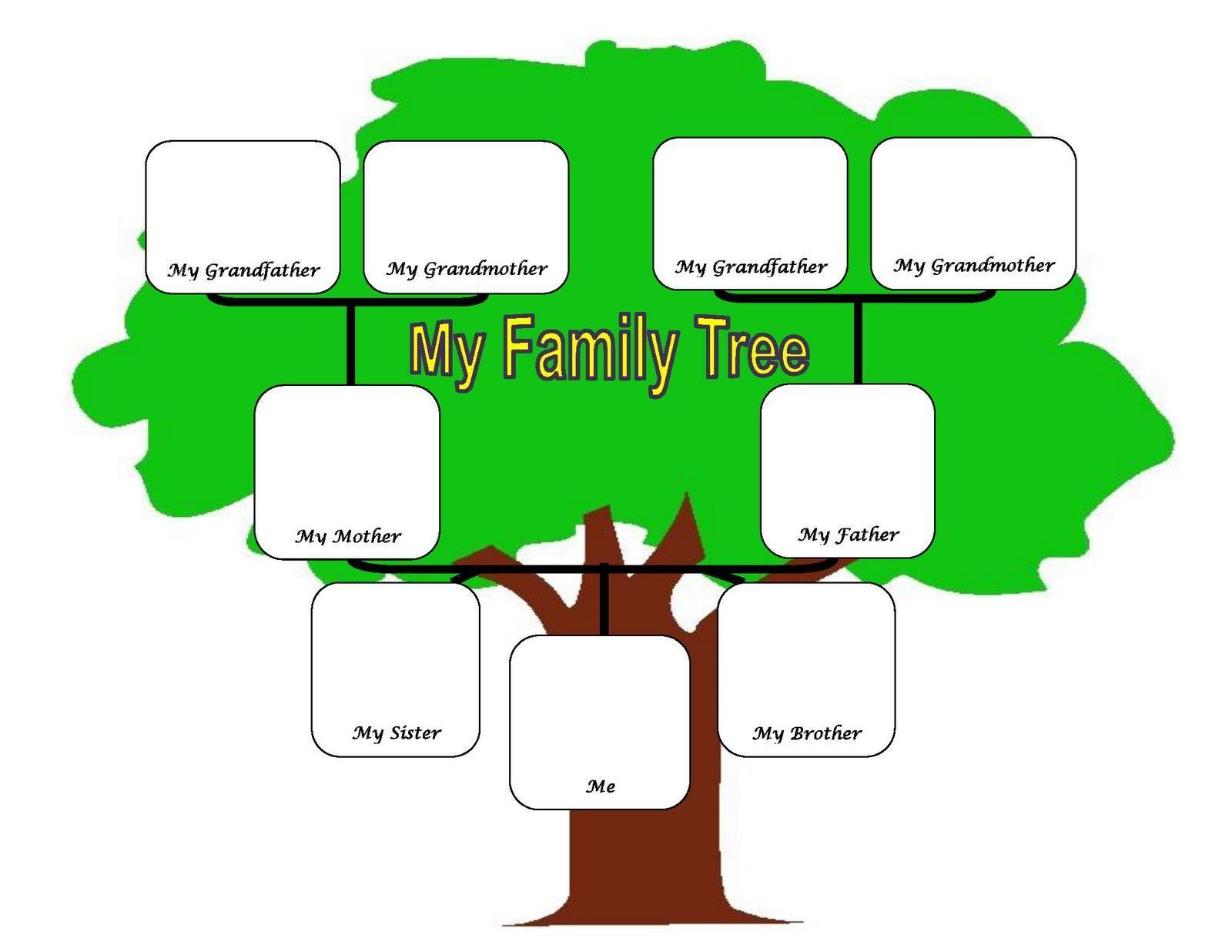 Family Tree Fotolipcom Rich Image And Wallpaper