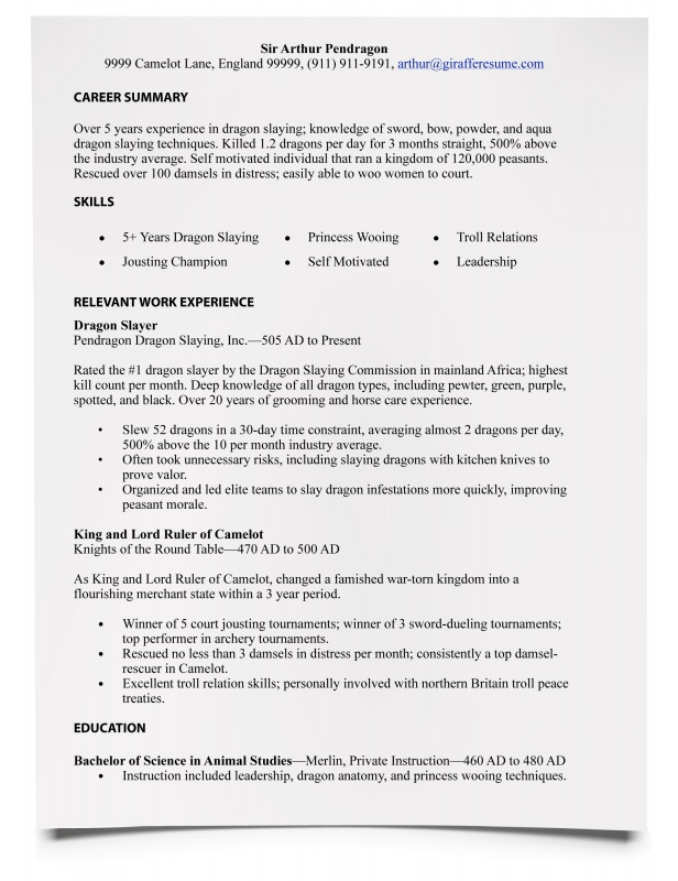 how to write an it resume 05052017