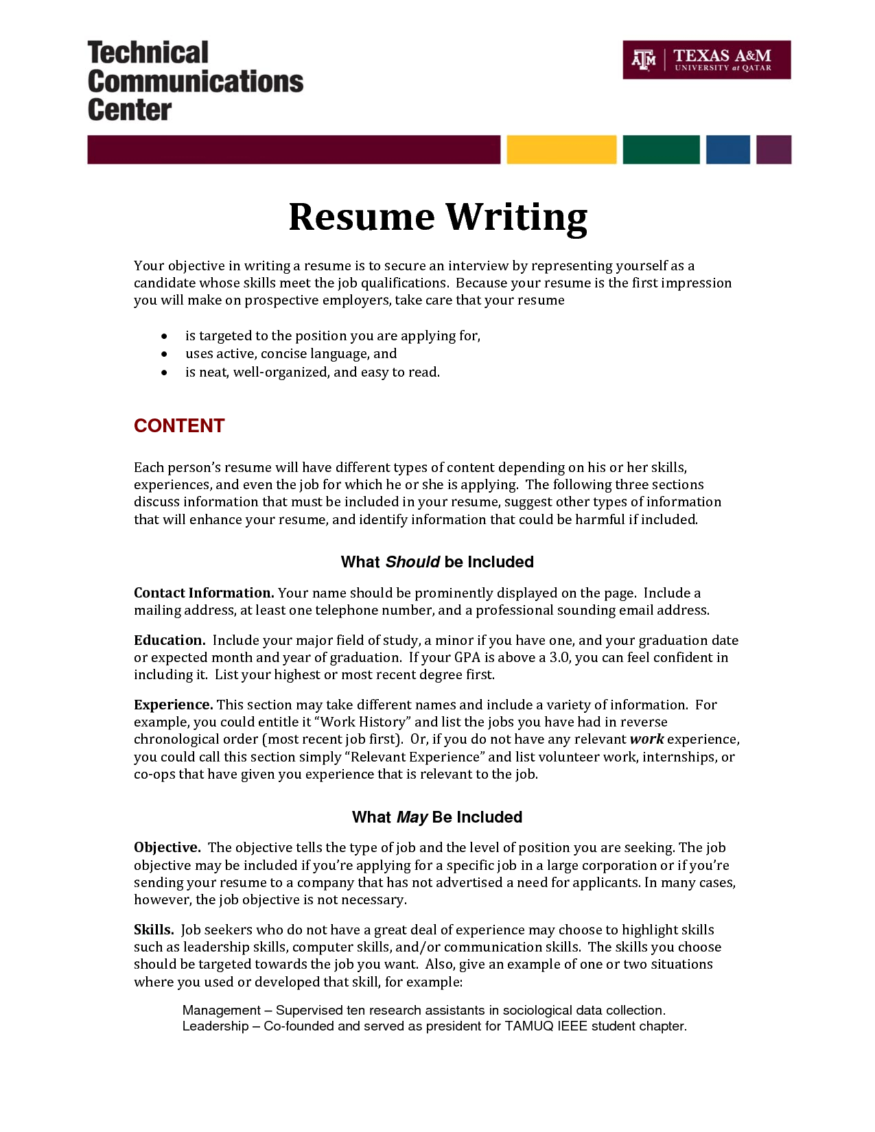 examples on how to write a resume reddit