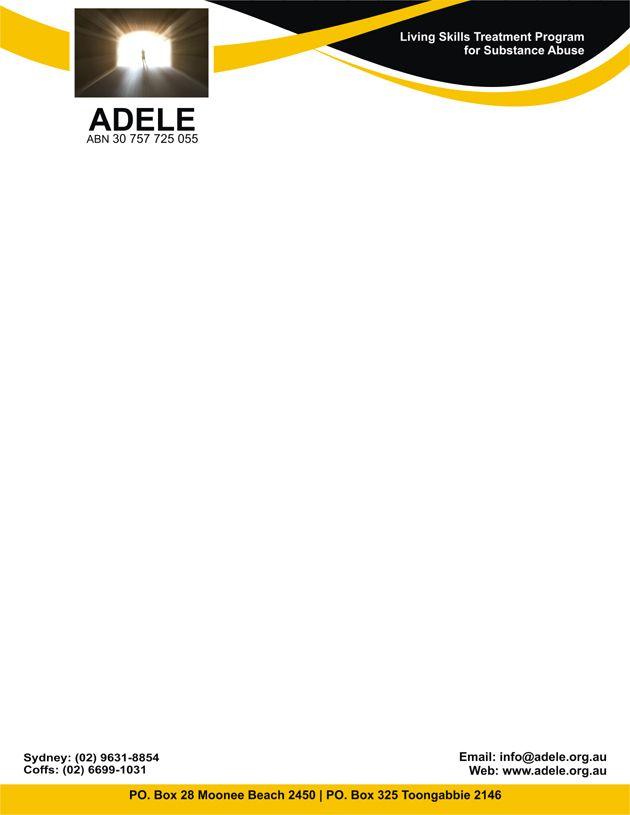 Letter Head Design - Fotolip