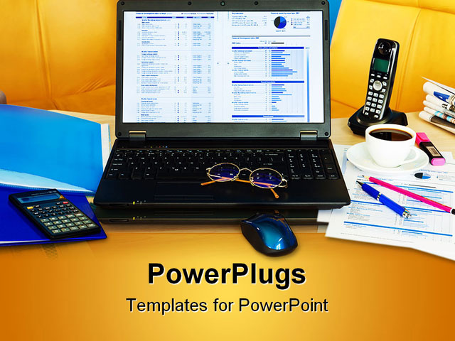 Office Template Fotolip Rich image and wallpaper - office powerpoint template