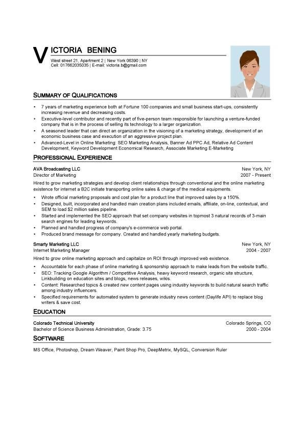 Office Manager Resume Sample Templates Sales Executive Template
