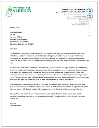 Legal Letter Heading