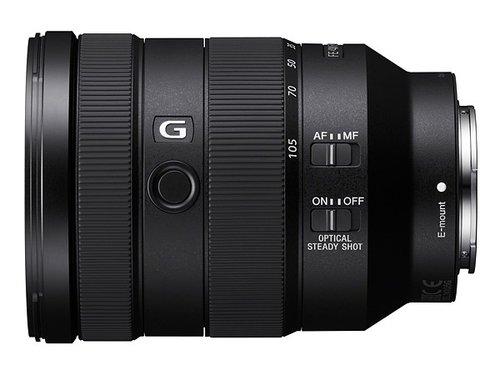 Sony FE 24–105 mm F4 G OSS