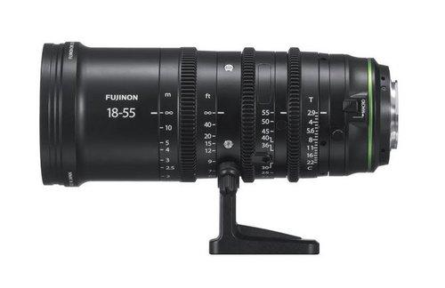 FUJINON MKX18-55mm