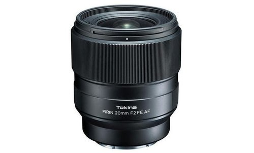 Tokina Fírin 20 mm f/2 FE AF