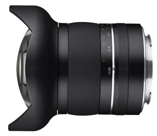 Samyang XP 10 mm f/3.5
