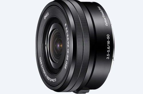Sony E 16-50 mm f/3.5-5.6 PZ OSS