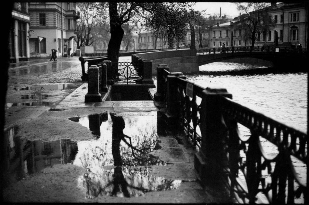 SOVIET UNION. Russia. Leningrad. 1973.