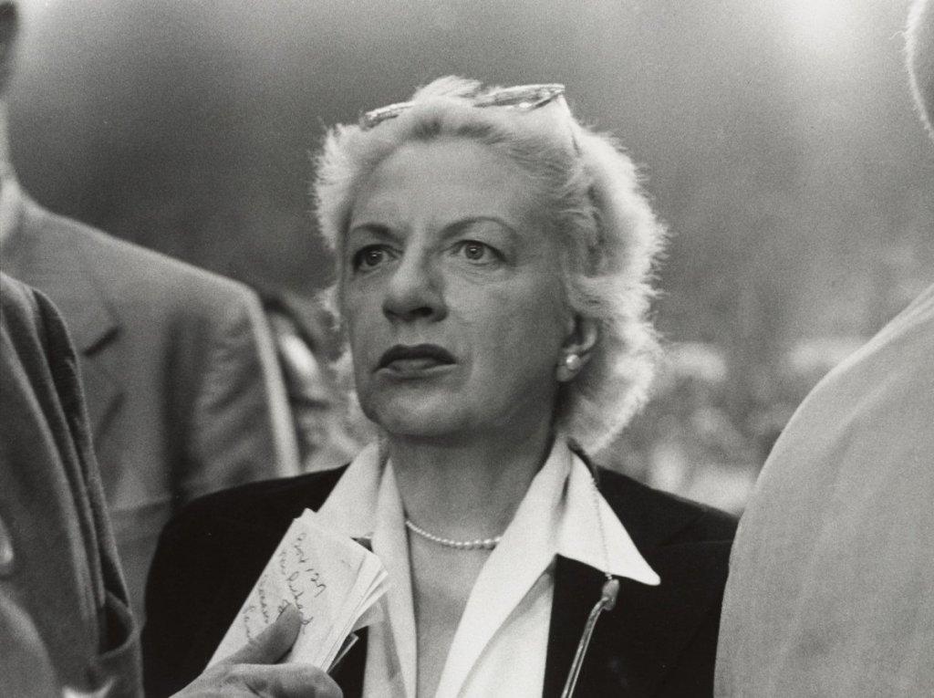 Dorothea Lange, Republican National Convention, San Francisco, California, 1956