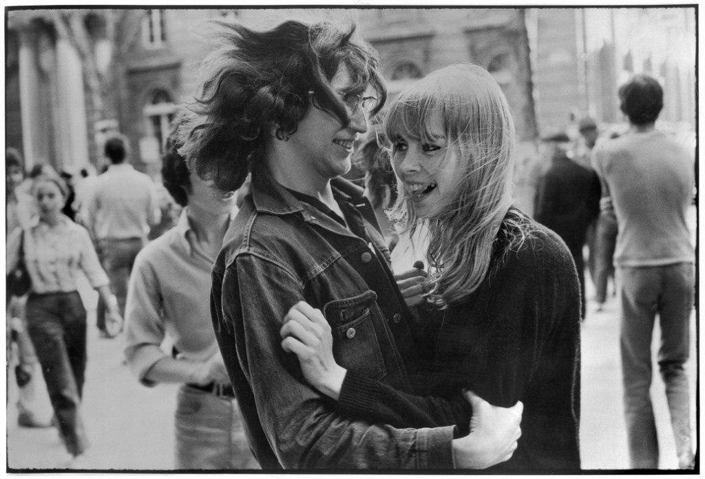 FRANCE. Vaucluse. Avignon. 1969.