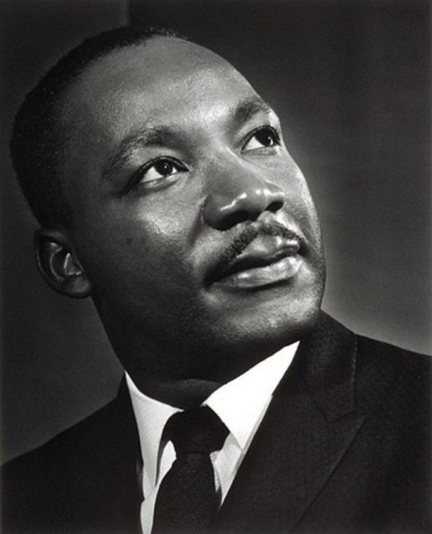Yousuf Karsh, Martin Luther King