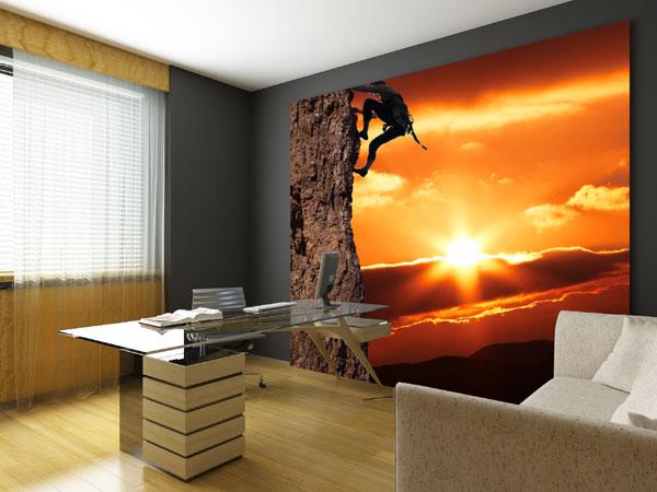 Amazon Tapeten Schlafzimmer  Sonnenuntergang Fototapete Sonne Untergang Fototapeten Bei