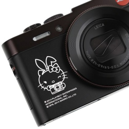 Leica C Hello Kitty X Playboy edition camera 2 420x418 Nueva Leica C edición aniversario Hello Kitty y Playboy