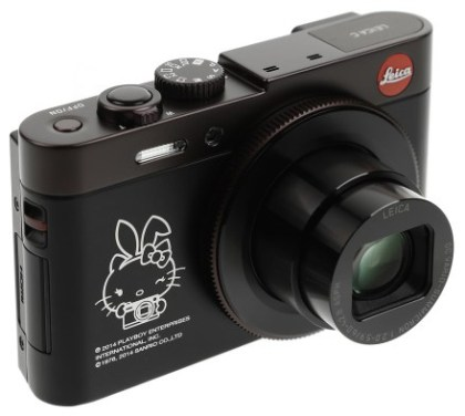 Leica C Hello Kitty X Playboy edition camera 3 420x376 Nueva Leica C edición aniversario Hello Kitty y Playboy