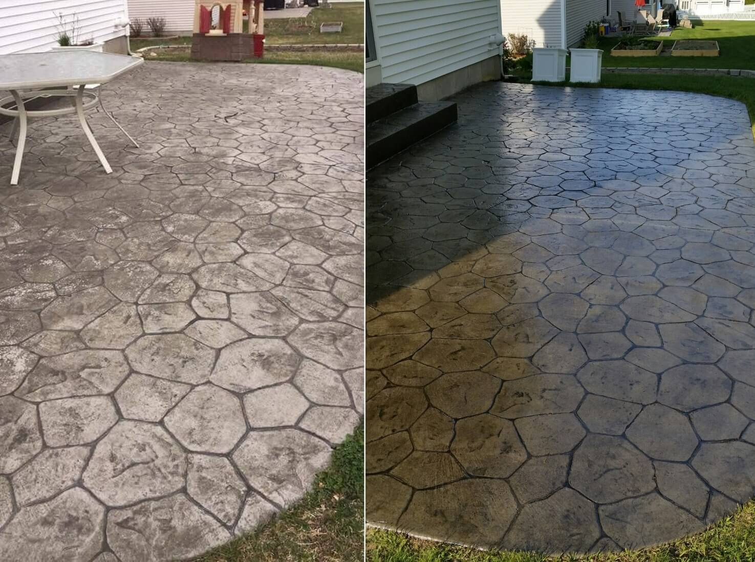 Sealing Sted Concrete Patio ...
