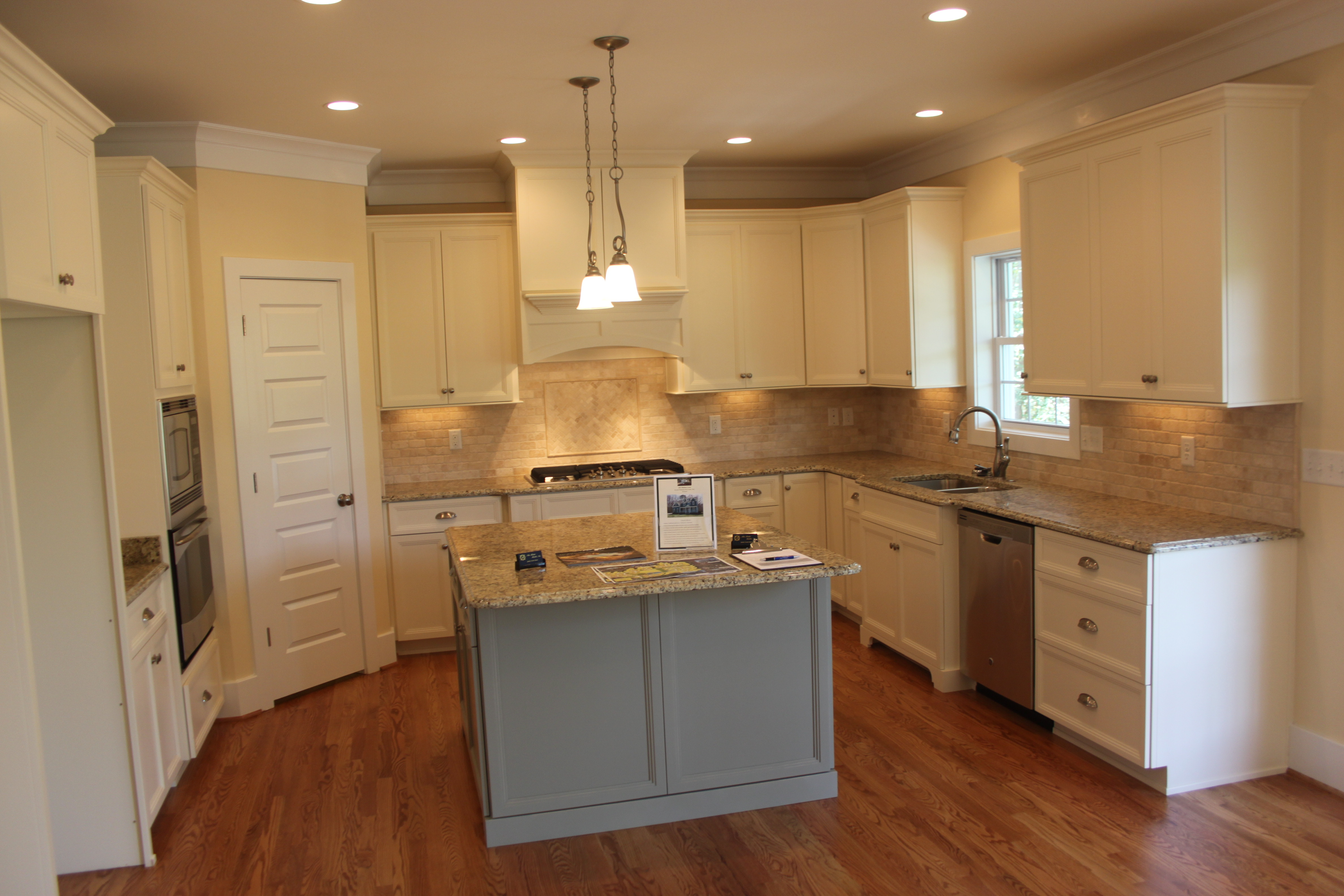 price reduced two featured models allen parker builder hampton bay kitchen cabinets The second model by Allen Parker Builder Inc is the timeless Traditional home pictured below is now SOLD and located on Settler s Ridge
