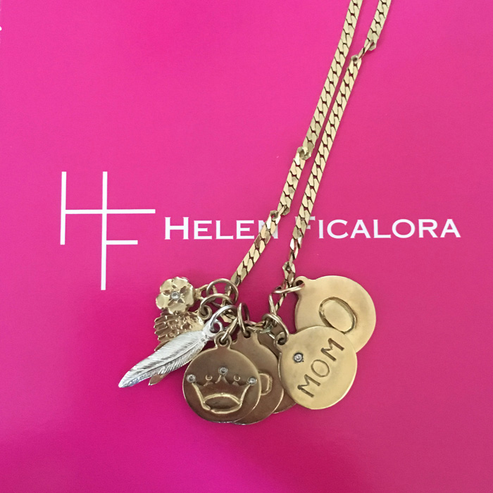 Enter Our Helen Ficalora Feather Big Mini Charm Giveaway!