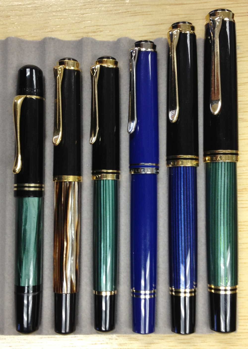 Small Ground Fountain Pelikan 100 Or 100N And M800 - Pelikan - The Fountain Pen Network