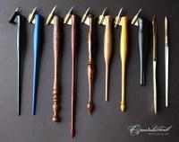 Oblique pen holder in 5 min & 3 folds | Calligraphy & Hand ...