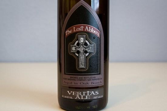 The Lost Abbey Veritas 007
