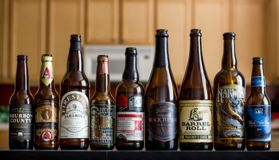 The Blind Bourbon Barrel-Aged Stout Bout