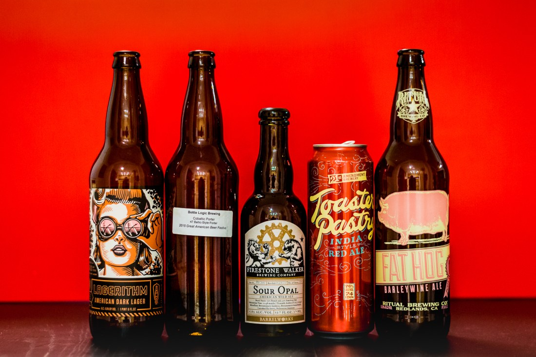 2015 GABF Medal-Winning Beers