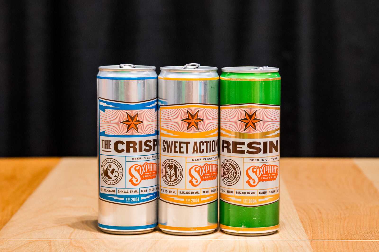 Sixpoint Brewery Beers